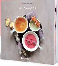 """Livre """"Les soupes"""" Tupperware"""