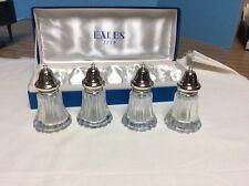Eales Salt And Pepper Set Of 4 Made In Japan