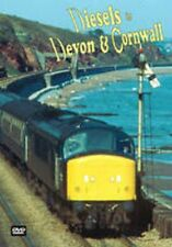 GVF158 DIESELS IN DEVON & CORNWALL DVD - Traction Trains Freight Rail Locomotive