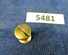 Stanley Bench Plane Knob or Tote Brass Nut (#5481)