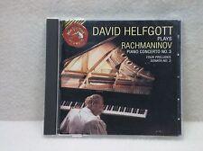 David Helfgott Plays Rachmaninov Piano Concerto #3 Four Preludes Sonata #2 - CD