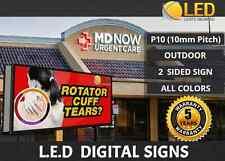 Led Digital Sign Board P10 2 Sidedfull Color Outdoor