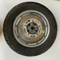 Kawasaki Vulcan 900 VN900 2008 Rear wheel rim tyre disc straight 41073-0183-496