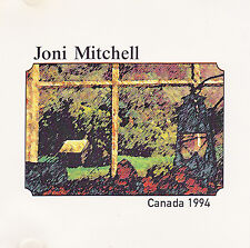 Joni Mitchell- Canada, 1994- Live In Toronto, Sept. 23, '94- The Archive Series