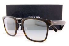 05362473aa Nuevo Prada Gafas de Sol Pr 14TS 2AU 5R0 Havana/Espejo Plateado para Hombre