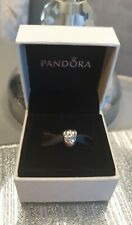 Genuine Silver Pandora Bracelet Charm - Strawberry Fruit *With Box*