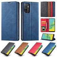For Samsung Galaxy A42 A52 A72 5G Flip Magnetic Wallet Leather Case Stand Cover