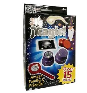 It's Magic Trick Secret Gimmick Magic Set - Set 3