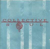 COLLECTIVE SOUL self titled (CD, album) alternative rock, pop rock, very good,