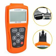 "AC619 3"" LCD Vehicles Car Diagnostic Scanner CAN-Bus OBDII Tester ELM327 Reader"