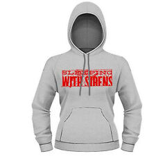 SLEEPING WITH SIRENS STARMAP Ladies POUCH HOODED SWEAT LARGE NEW OFFICIAL