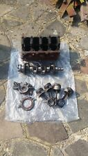 FORD RS TURBO S2 ENGINE BLOCK & CRANK PISTONS REAR MAIN AND OIL PUMP