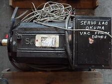 Yaskawa / Okuma VAC-MM30/22R-082W Spindle Motor