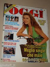 OGGI=2006/19=LORY DEL SANTO=VESPA PIAGGIO=MAURIZIO MERLI=LITTLE TONY=COELHO P.
