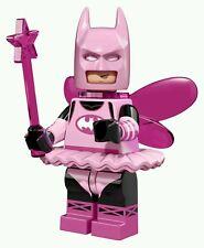 LEGO 71017 Minifigures Fairy Batman The Batman Movie Pink Minifigure Figure New