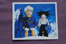 VIGNETTE STICKERS PANINI  DRAGONBALL Z TOEI ANIMATION N°111