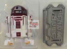 """R7-P17 Astromech Droid CW30 STAR WARS The Clone Wars 3.75"""" INCH LOOSE FIGURE"""