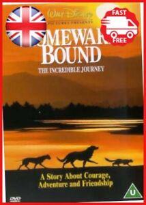 Homeward Bound: The Incredible Journey [DVD] [1993]