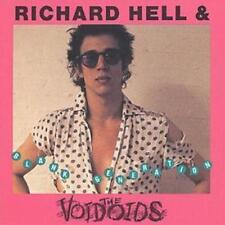 Richard Hell & The Voidoids : Blank Generation CD (2000) ***NEW***