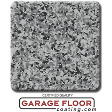 20 lbs - 1/4� Decorative Color Flake Chips for Epoxy Floor Coating (Granite)