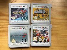 Pokémon Y, Super smash bros 3ds, New super Mario bros 2, Mario Kart 7