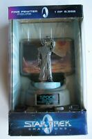 Star Trek The Motion Picture Fine Pewter metal  SPOCK With COA