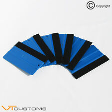 SQUEEGEE APPLICATION TOOL VINYL CAR WRAP WRAPPING FELT EDGE