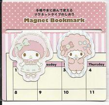 Sanrio My Melody Magnet Bookmark Piano