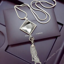 Modeschmuck-Halsketten & -Anhänger aus Edelsteinen mit Perle für Damen
