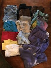 Youth Girls 7/8 Clothing Mix Lot, Shirts, Shorts Pants, Shirts, 16 Items Total