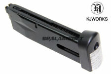 KJ Works 21rds Airsoft Toy Metal 6MM CO2 Magazine For M9 M9A1 Series KJ-MAG-04