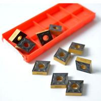 CNMG120404  PM  4225 CNMG 431 4225 thread turning inserts carbide insert 10pcs