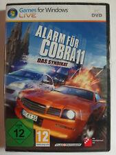 Alarm für Cobra 11: Das Syndikat - Verbrecherjagd rund um Köln, Rennspiel Action