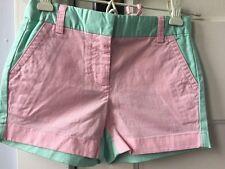 Girls NWT Vineyard Vines Shorts Sz 6 In Flamingo Pink