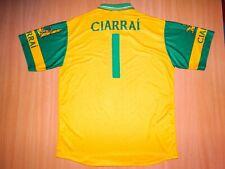 * CIARRAI KERRY GAA Hurling MATCH WORN O'NEILLS GAELIC SHIRT ALL IRELAND Footbal