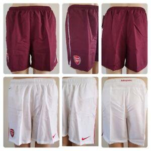 Boys` ARSENAL Football Shorts Age 6 to 15 Dri Fit