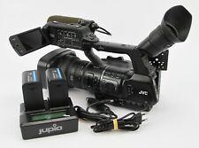 JVC GY-HM650E, AVCHD Memory Card Camcorder