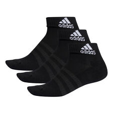 3 Par Adidas Rendimiento Zapatillas Calcetines Talla 35-54 Unisex Sock
