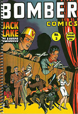 Bomber Comics #3, Wonder Boy, Grimm - Ghost Spotter, New reprint edition 2015