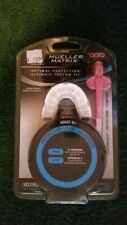 Mueller Matrix Moderate Adult 9+ Football Mouthguard Mouth Guard w/ Case & Strap