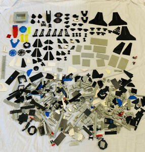 LEGO Classic Space Parts Old Grey Vintage 6980/918/483/924/487/926/928/6951 Lot