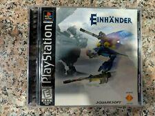 Einhander Complete (Sony PlayStation 1, 1998)