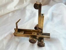 Vintage Brass Measuring Instrument - Surveying? - Made by Ross of London