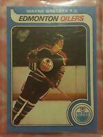 1979-80 Topps Wayne Gretzky RC Rerint