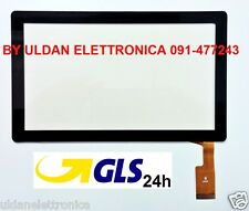"TOUCH SCREEN Master MID702B VETRO Tablet Digitizer 7,0"" Nero - GLS 24H"