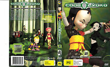 Code Lyoko:2-2003/2007-TV Series France-4 Episodes-DVD