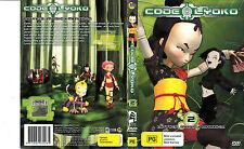 Code Lyoko:2-2003/2007-TV Series France-4 Episodes-DVD
