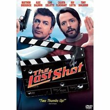 THE LAST SHOT DVD Matthew Broderick Alec Baldwin Tony Shalhoub NEW