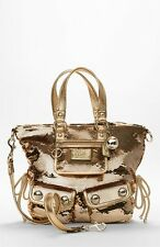 NWT 15383 COACH POPPY SpotLight GOLD SEQUINS TOTE Shoulder Bag PURSE LTD EdiTioN