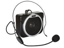 Altoparlante Amplificatore Megafono Porta Voce Micro Portatile 8w con USB/ Sd